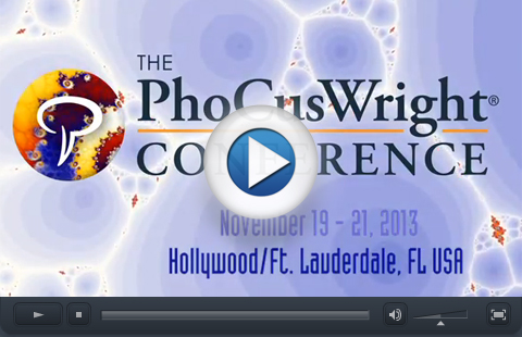 The 2013 Phocuswright Conference - Cult of Context