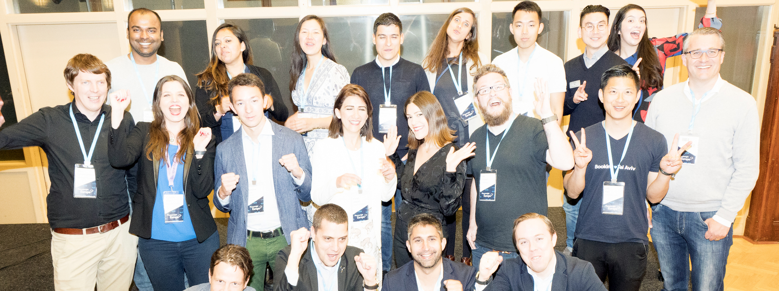 Young Leaders Summit Europe 2018 Class