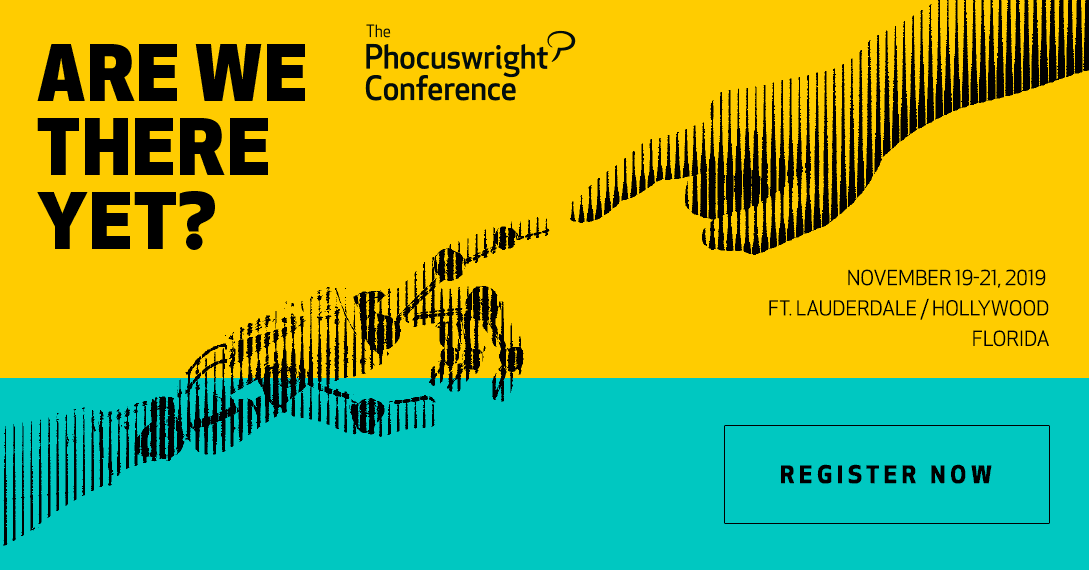 Phocuswright Conference | 2019 Phocuswright Conference